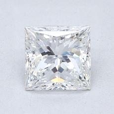 Recommended Stone #1: 1.20-Carat Princess Cut