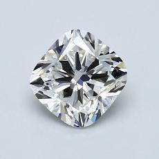 1.00 Carat 垫形 Diamond 良好 H VS2