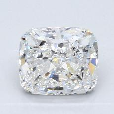 2.03-Carat Cushion Diamond Very Good G VS1