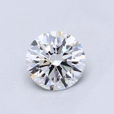 Pierre recommandée n°2: Diamant taille ronde 0,70 carat