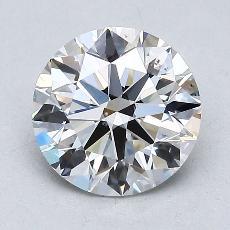 1.52 Carat 圓形 Diamond 理想 F VS2