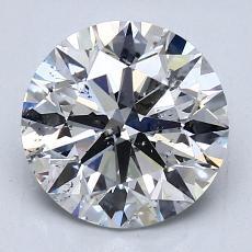 推薦鑽石 #4: 2.26  克拉圓形 Cut