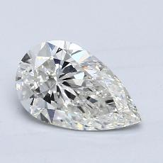 Recommended Stone #4: 1.08-Carat Pear Shaped