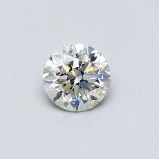 Recommended Stone #3: 0.61-Carat Round Cut