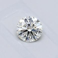 Recommended Stone #4: 0,43-Carat Round Cut Diamond