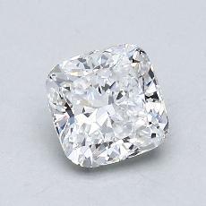推薦鑽石 #1: 0.93 克拉墊形切割