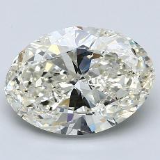 推薦鑽石 #2: 3.01  克拉橢圓形切割