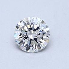 Recommended Stone #4: 0.60-Carat Round Cut Diamond