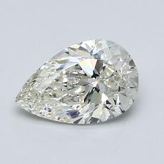 Recommended Stone #1: 1.01-Carat Pear Shaped