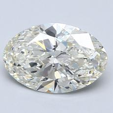 Recommended Stone #1: 1.70-Carat Oval Cut