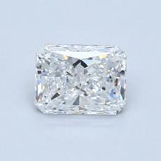 0.80 Carat 雷地恩明亮式 Diamond 非常好 E SI1