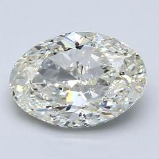 Recommended Stone #2: 2.01-Carat Oval Cut