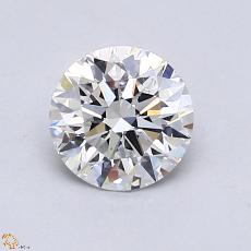 Recommended Stone #4: 0,82-Carat Round Cut