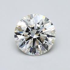 1.00 Carat Redondo Diamond Ideal I VS2