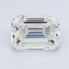 Recommended Stone #1: 1,52-Carat Emerald Cut