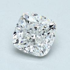 2.05 Carat 墊形 Diamond 非常好 F VVS2