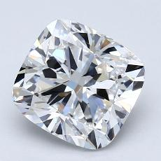 Recommended Stone #1: 2.61-Carat Cushion Cut