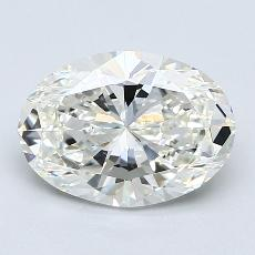 Recommended Stone #1: 2.20-Carat Oval Cut