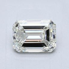 1.00 Carat 綠寶石 Diamond 非常好 J VVS2