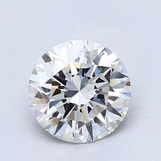 Recommended Stone #3: 1.22-Carat Round Cut