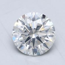 1.00 Carat 圓形 Diamond 理想 G SI2