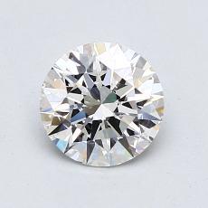 1.02 Carat 圓形 Diamond 理想 F VVS2