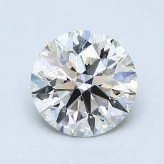 1.03 Carat 圆形 Diamond 理想 I VS2