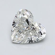 推荐宝石 1:1.80 克拉心形