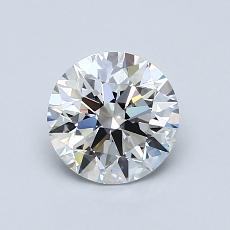 Recommended Stone #4: 0.97-Carat Round Cut