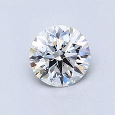 Recommended Stone #1: 0,75-Carat Round Cut