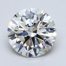 2.02 Carat 圓形 Diamond 理想 G VS2