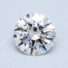 Recommended Stone #1: 0.95-Carat Round Cut