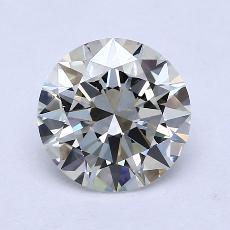 推薦鑽石 #1: 1.71  克拉圓形 Cut