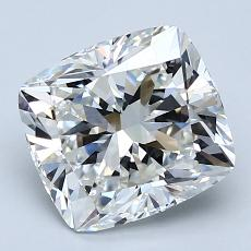 Recommended Stone #3: 2.51-Carat Cushion Cut