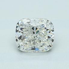 1.01-Carat Cushion Diamond Good I VS1