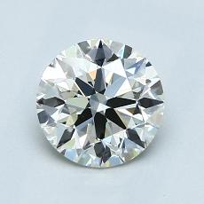Recommended Stone #1: 1,00-Carat Round Cut