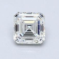 Recommended Stone #2: 0.92-Carat Asscher Cut