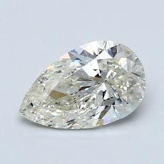 Recommended Stone #2: 1.01-Carat Pear Shaped