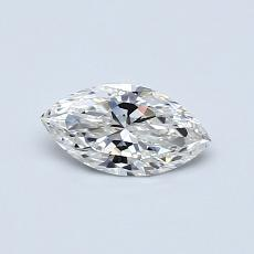 Recommended Stone #1: 0.38-Carat Marquise Cut