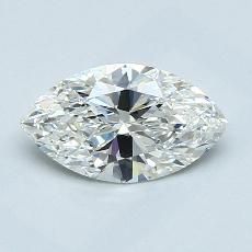 Recommended Stone #1: 1.03-Carat Marquise Cut