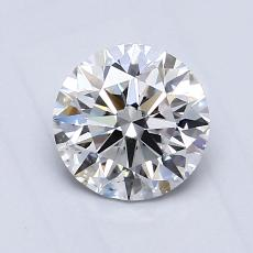 Recommended Stone #3: 0.80-Carat Round Cut