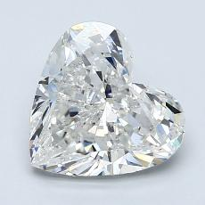 Recommended Stone #3: 2.01-Carat Heart Shaped