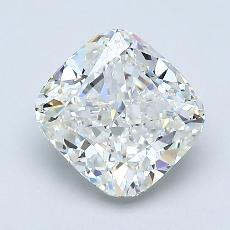 推薦鑽石 #2: 1.52 克拉墊形切割