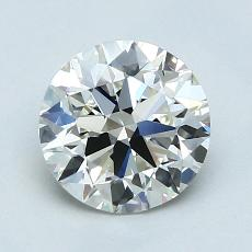 Recommended Stone #4: 1,30-Carat Round Cut