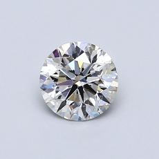 Recommended Stone #3: 0,62-Carat Round Cut