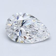 Recommended Stone #4: 0.91-Carat Pear Shaped