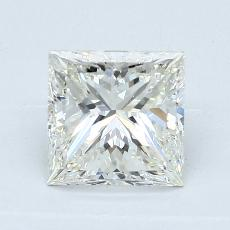 Recommended Stone #1: 1.51-Carat Princess Cut