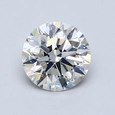 Recommended Stone #3: 1.12-Carat Round Cut