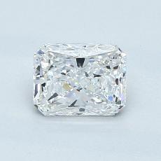 推薦鑽石 #1: 0.73 克拉雷地恩明亮式切割
