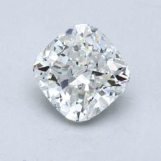 Recommended Stone #1: 0.85-Carat Cushion Cut